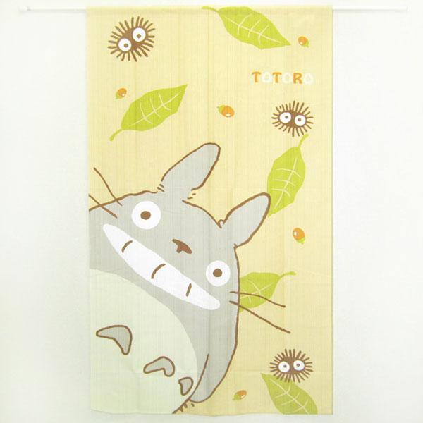 トトロ のれん TOTORO となりのトトロ スタジオジブリ インテリア用品 新生活 プレゼント