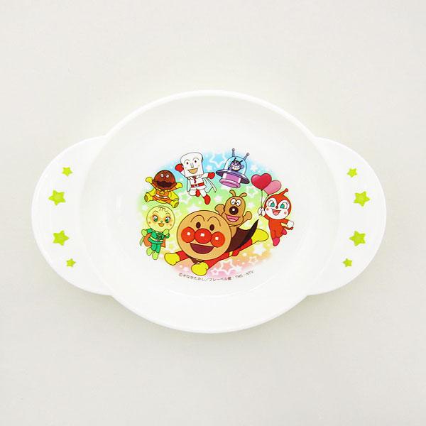 アンパンマン 小皿 お皿 ランチ・こども食器シリーズ キッチン用品 新生活 プレゼント