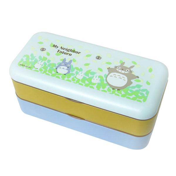 トトロ シンプルランチボックス ランチケース 弁当箱 空色 となりのトトロ スタジオジブリ ランチ用品 新生活 プレゼント