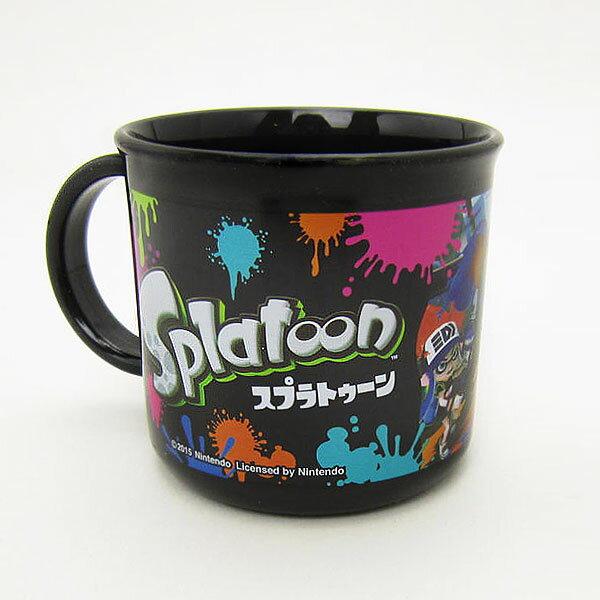 Splatoon スプラトゥーン プラカップ(コップ) 食洗機対応 注目アニメグッズ ランチ用品 新生活 プレゼント