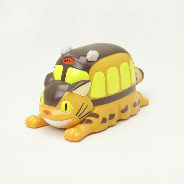 ネコバス プルバックネコバス ぜんまいおもちゃ となりのトトロ スタジオジブリ 新生活 プレゼント