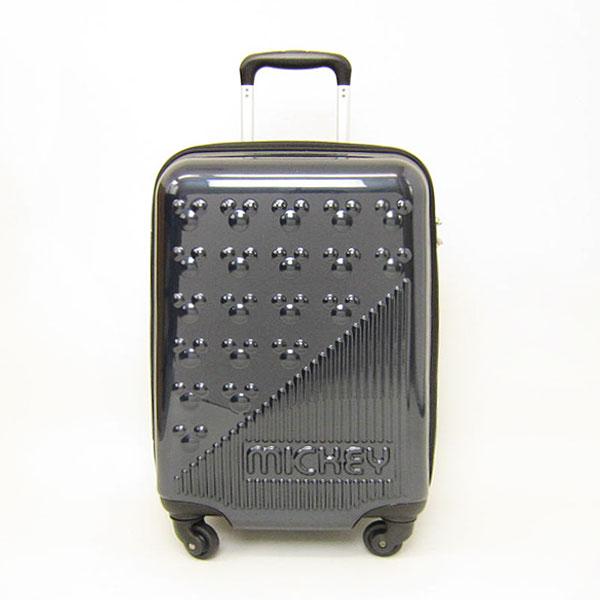 ミッキーマウス キャリーケース キャリーバッグ スーツケース 115cm ネイビー みつまるストライプ ディズニー トラベル用品 新生活 プレゼント