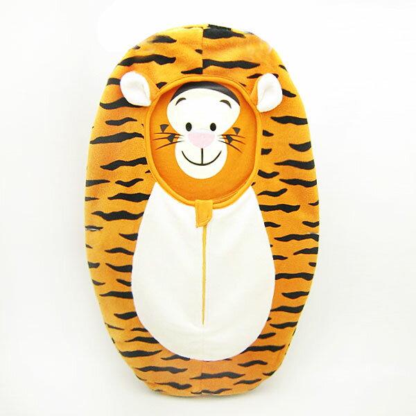 ティガー 新生児なりきりアウター おくるみ くまのプーさん ディズニー ベビー用品 新生活 プレゼント