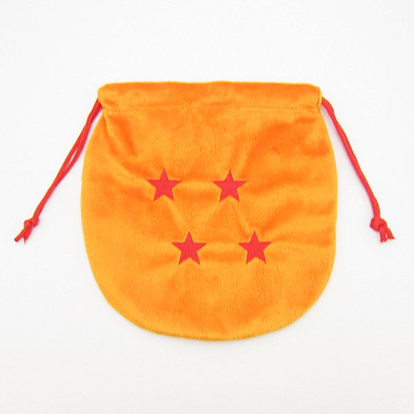 四星球 スーシンチュウ ダイカット巾着 巾着袋 きんちゃく袋 ドラゴンボール Z