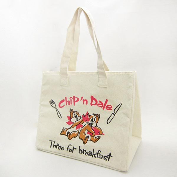 チップ & デール 保冷保温行楽バッグ ランチトート トートバッグ ディズニー ランチ用品 新生活 プレゼント