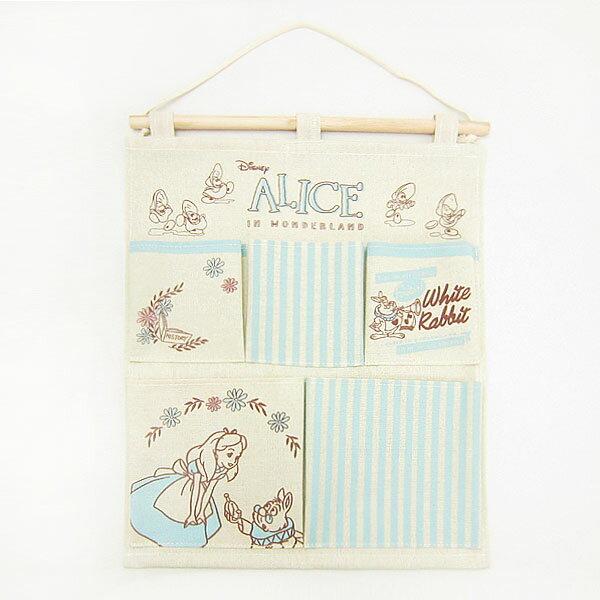 10%オフ全商品やってます ~4/22 アリス ウォールポケット 壁掛け収納 ふしぎの国のアリス ディズニー インテリア用品 新生活 プレゼント