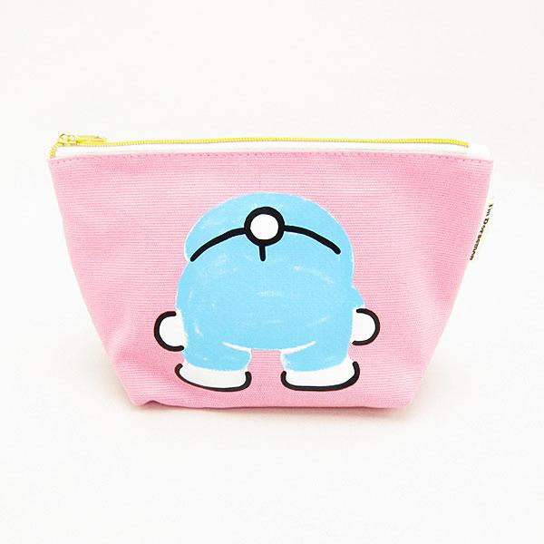 ドラえもん ポーチ 小物入れ ピンク オシリ I'm Doraemon 新生活 プレゼント