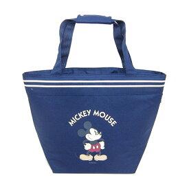 ミッキーマウス サーモスソフトクーラー 保温保冷バッグ トートバッグ 17L ブルー ディズニー アウトドア用品