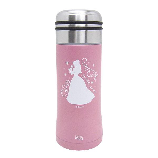 ベル スマートボトル 水筒 350ml ローズピンク 美女と野獣 ディズニープリンセス ランチ用品 新生活 プレゼント