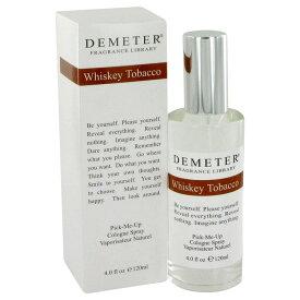 【送料無料】Demeter by Demeter Whiskey Tobacco Cologne Spray 4 oz / 120 ml [Women]【楽天海外直送】