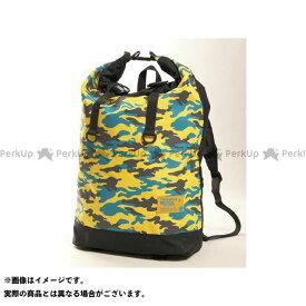 デグナー ツーリング用バッグ 【特価品】 NB-122 迷彩防水バッグ カラー:イエローカモ DEGNER