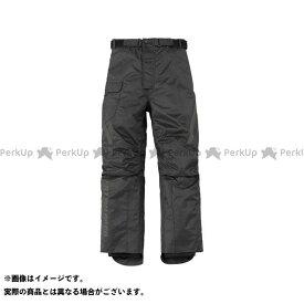 YeLLOW CORN パンツ YP-8330 オーバーパンツ(ブラック/ガンメタ) 3L イエローコーン
