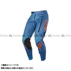 【無料雑誌付き】FOX モトクロス用品 リージョン オフロード パンツ(ブルー) サイズ:32 フォックス