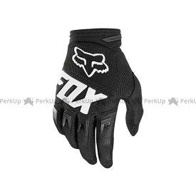フォックス オフロードグローブ ユース ダートパウ グローブ(ブラック) YL FOX