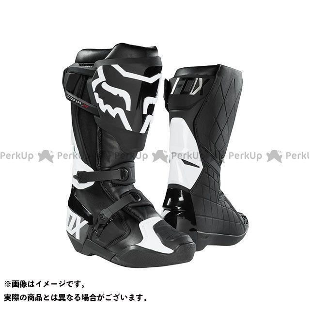 【エントリーでポイント10倍】送料無料 FOX フォックス オフロードブーツ コンプ-R ブーツ(ブラック) 10/27.0cm
