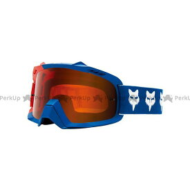 フォックス オフロードゴーグル エアースペース ゴーグル ドラフター(ブルー) FOX