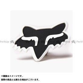 フォックス ドレスアップアイテム トレーラーヒッチカバー(ブラック/ホワイト) FOX
