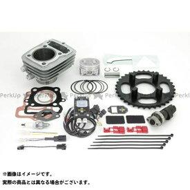 【エントリーで最大P21倍】TAKEGAWA エイプ50 ボアアップキット ハイパーSステージボアアップキット80cc SP武川
