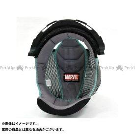 HJC エイチジェイシー ヘルメット内装オプション HJP419 インナーライナー(CL-17) MARVEL M(7mm)
