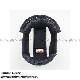 HJC エイチジェイシー ヘルメット内装オプション HJP463 調整用インナーライナー(CS-15:MARVEL) 18mm(L/XL適用)