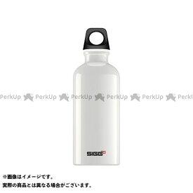 【無料雑誌付き】シグ 水筒・ボトル・ポリタンク トラベラー クラシック 0.4リットル ホワイト SIGG