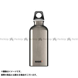 【無料雑誌付き】シグ 水筒・ボトル・ポリタンク トラベラー クラシック 0.4リットル スモークパール SIGG
