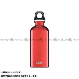 【無料雑誌付き】シグ 水筒・ボトル・ポリタンク トラベラー クラシック 0.4リットル レッド SIGG