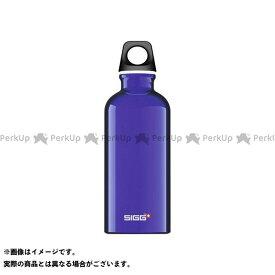 【無料雑誌付き】シグ 水筒・ボトル・ポリタンク トラベラー クラシック 0.4リットル ダークブルー SIGG