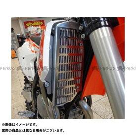 FLATLAND RACING その他のモデル ケーティーエム汎用 ハスクバーナ汎用 ラジエター関連パーツ FLR ラジエターガード KTM 200〜250 フラットランドレーシング
