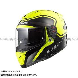 【エントリーで最大P19倍】LS2 HELMETS フルフェイスヘルメット BREAKER(ブラックイエロー) サイズ:XXL エルエスツーヘルメット
