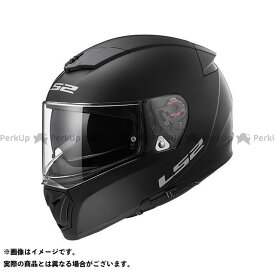 【無料雑誌付き】LS2 HELMETS フルフェイスヘルメット BREAKER(マットブラック) サイズ:XL エルエスツーヘルメット