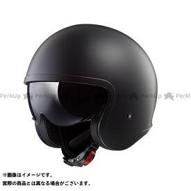 エルエスツー ジェットヘルメット SPITFIRE(マットブラック) M LS2 HELMETS