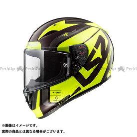 エルエスツー フルフェイスヘルメット ARROW C EVO(ワインベリーイエロー) XL LS2 HELMETS
