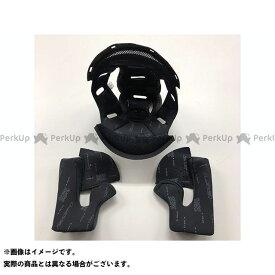 【無料雑誌付き】LS2 HELMETS ヘルメット内装オプション IS-2 インナーセット(LS2) サイズ:M エルエスツーヘルメット