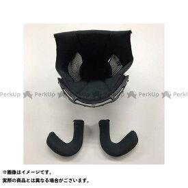 【無料雑誌付き】LS2 HELMETS ヘルメット内装オプション IS-4 インナーセット(LS2) サイズ:L エルエスツーヘルメット
