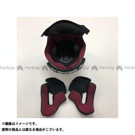 【ポイント最大19倍】LS2 HELMETS ヘルメット内装オプション IS-5 インナーセット(LS2) サイズ:L エルエスツーヘルメット