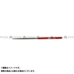【雑誌付き】KTC 切削工具 ZKF1A-2R 組ヤスリ 丸 ケイティーシー