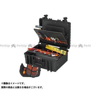 【エントリーで最大P19倍】KNIPEX 電動工具 002136 電気技師用ツールセット 26PCE クニペックス