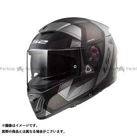 エルエスツー フルフェイスヘルメット アウトレット品 BREAKER(マットブラックチタニウム) L LS2 HELMETS