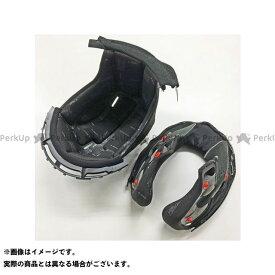 【ポイント最大19倍】LS2 HELMETS ヘルメット内装オプション IS-3 インナーセット(LS2) サイズ:XXL エルエスツーヘルメット