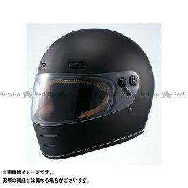 【エントリーで最大P19倍】【特価品】Marushin フルフェイスヘルメット ネオレトロスタイル フルフェイス MNF1 END MILL(エンドミル) マットブラック サイズ:XL マルシン