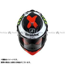 SHARK HELMETS フルフェイスヘルメット REPLICA LORENZO MONSTER MAT 2017 XL シャークヘルメット