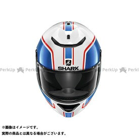 SHARK HELMETS フルフェイスヘルメット PRIONA BLUE S シャークヘルメット