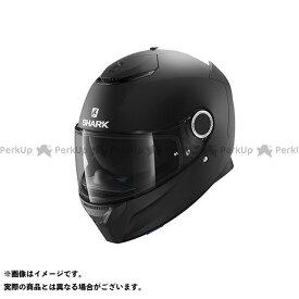 SHARK HELMETS フルフェイスヘルメット SPARTAN Black Mat M シャークヘルメット