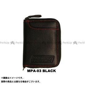 【エントリーで最大P21倍】MERCURY PRODUCTS 財布 BOXコインケース(ブラック) マーキュリープロダクツ