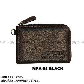 【無料雑誌付き】MERCURY PRODUCTS 財布 MINIウォレット(ブラック) マーキュリープロダクツ