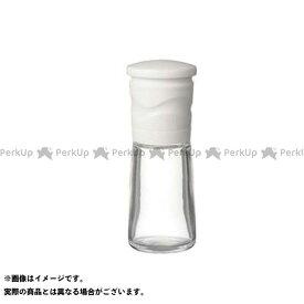 【雑誌付き】KYOCERA 日用品 セラミックミル 結晶塩用(ホワイト) 京セラ