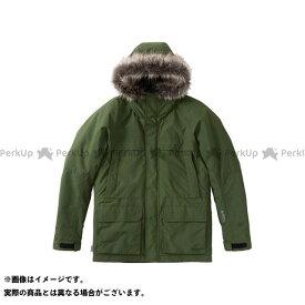 GOLDWIN ジャケット 2019-2020年秋冬モデル GSM22952 GWM ゴアテックスインフィニアム フーデッドジャケット(オリーブドラブ) サイズ:XL ゴールドウイン