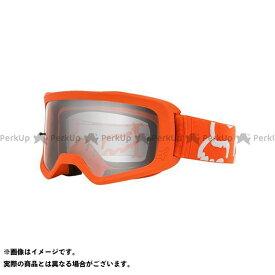 【無料雑誌付き】FOX オフロードゴーグル メイン2 ゴーグル レース(フローオレンジ) フォックス