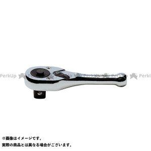 【無料雑誌付き】Ko-ken ハンドツール 3749SB-1/2 1/2(12.7mm)SQ. プッシュボタン式ラチェットハンドル(ショート) 全長110mm コーケン
